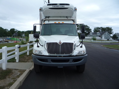 USED 2011 INTERNATIONAL 4300 REEFER TRUCK #11206-3
