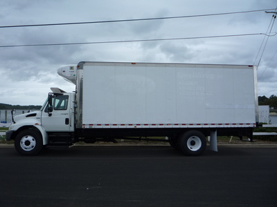 USED 2011 INTERNATIONAL 4300 REEFER TRUCK #11206-4