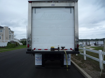 USED 2011 INTERNATIONAL 4300 REEFER TRUCK #11206-6