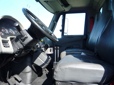 USED 2012 INTERNATIONAL 4300 ROLL-OFF TRUCK #11216-2