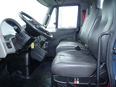 USED 2013 INTERNATIONAL 4300 CAB CHASSIS TRUCK #11250-2