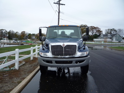 USED 2013 INTERNATIONAL 4300 CAB CHASSIS TRUCK #11250-3