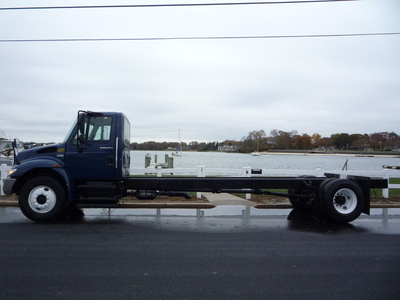 USED 2013 INTERNATIONAL 4300 CAB CHASSIS TRUCK #11250-4