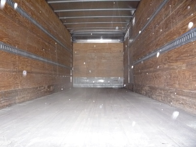 USED 2010 INTERNATIONAL 4300 BOX VAN TRUCK #11329-8