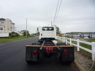 USED 2011 INTERNATIONAL 7500 6 X 4 CAB CHASSIS TRUCK #11367-5