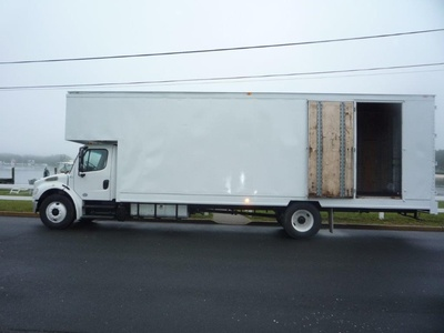 USED 2016 FREIGHTLINER M2 28 FT. MOVING TRUCK #11450-5