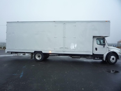 USED 2016 FREIGHTLINER M2 28 FT. MOVING TRUCK #11450-6