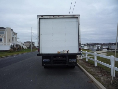 USED 2012 INTERNATIONAL 4400 6X4 BOX VAN TRUCK #11504-6