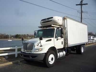 USED 2015 INTERNATIONAL 4300 REEFER TRUCK #11525-1