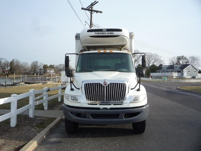 USED 2015 INTERNATIONAL 4300 REEFER TRUCK #11525-3
