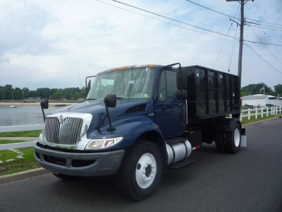 USED 2013 INTERNATIONAL 4300 HOOKLIFT TRUCK #11658-1