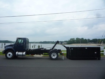 USED 2013 INTERNATIONAL 4300 HOOKLIFT TRUCK #11658-6