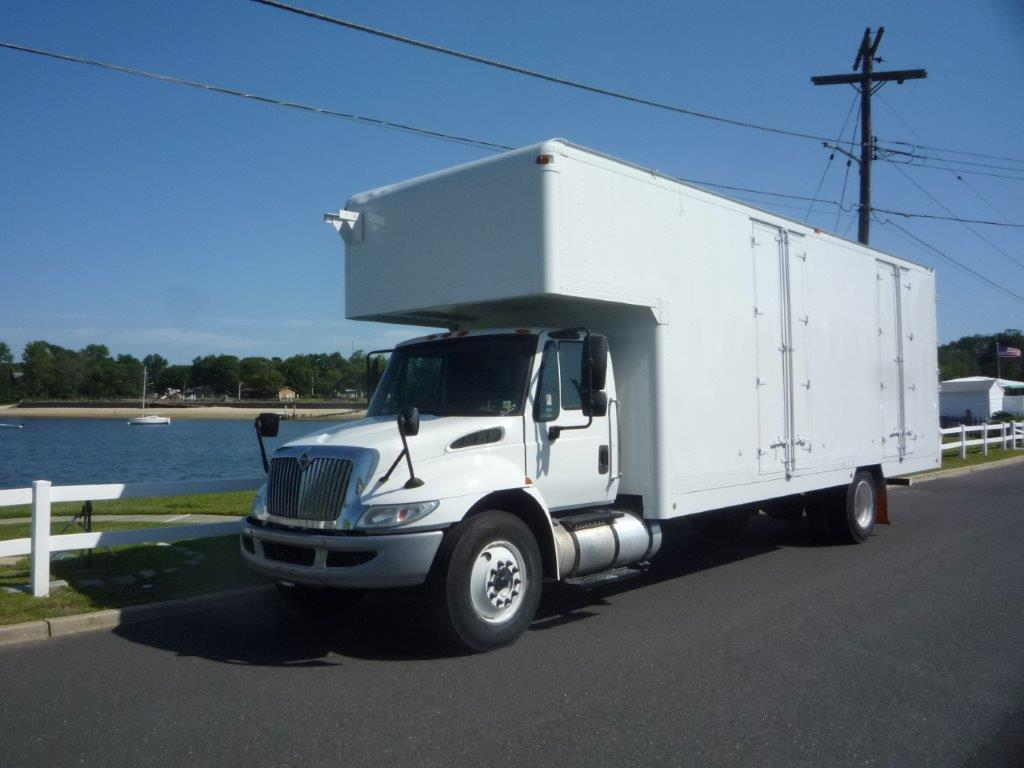 USED 2014 INTERNATIONAL 4300 MOVING TRUCK #11684