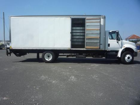 USED 2015 INTERNATIONAL 4300 BOX VAN TRUCK #11693-6