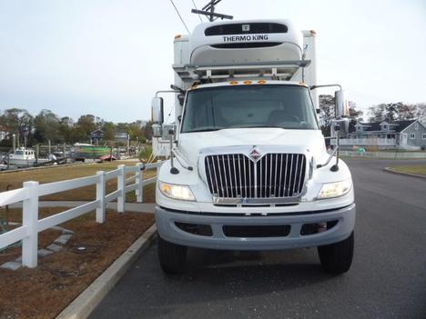 USED 2011 INTERNATIONAL 4400 6X4 REEFER TRUCK #11715-3