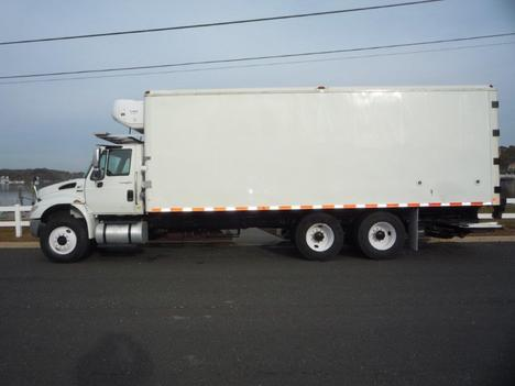 USED 2011 INTERNATIONAL 4400 6X4 REEFER TRUCK #11715-5
