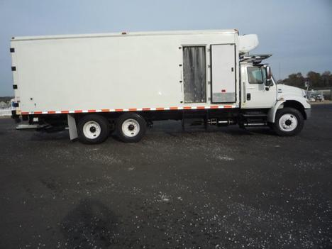 USED 2011 INTERNATIONAL 4400 6X4 REEFER TRUCK #11715-6