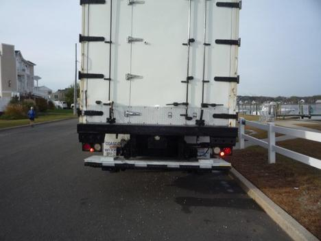 USED 2011 INTERNATIONAL 4400 6X4 REEFER TRUCK #11715-8