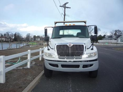 USED 2014 INTERNATIONAL 4300 CAB CHASSIS TRUCK #11791-3