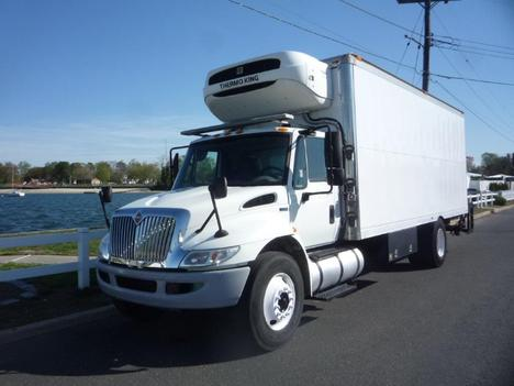 USED 2013 INTERNATIONAL 4300 REEFER TRUCK #11815-1