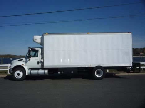 USED 2013 INTERNATIONAL 4300 REEFER TRUCK #11815-4