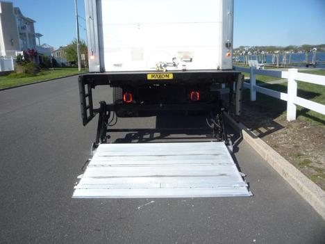 USED 2013 INTERNATIONAL 4300 REEFER TRUCK #11815-7