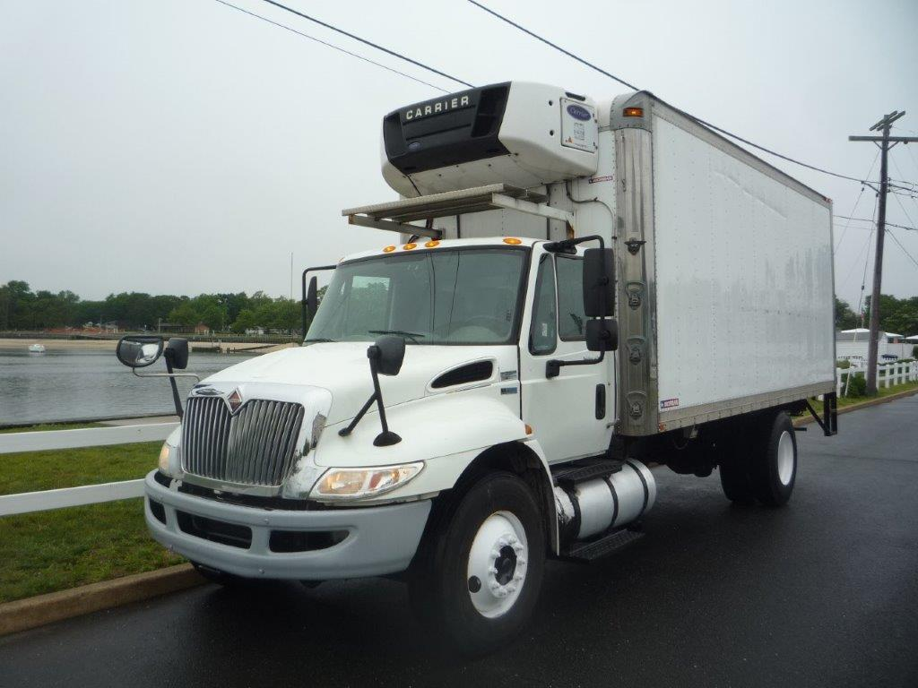 USED 2013 INTERNATIONAL 4300 REEFER TRUCK #11836