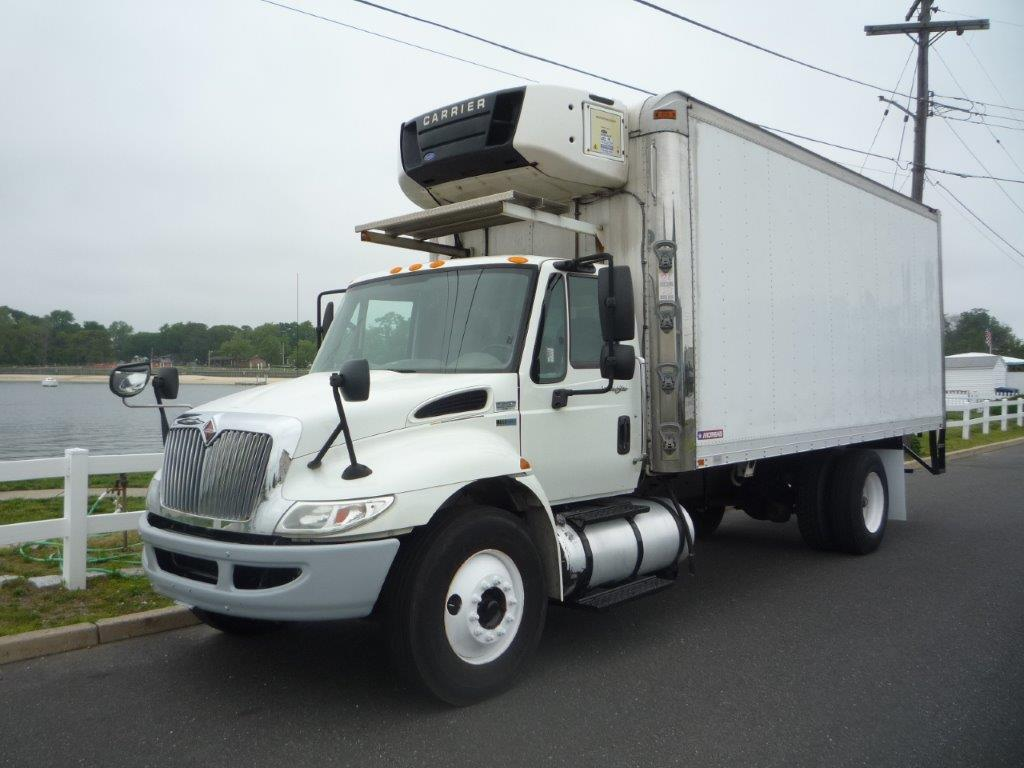 USED 2013 INTERNATIONAL 4300 REEFER TRUCK #11838