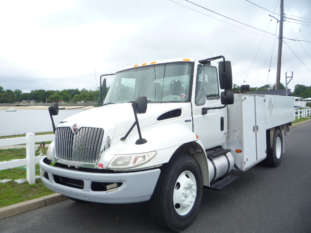 USED 2011 INTERNATIONAL 4300 SERVICE - UTILITY TRUCK #11871