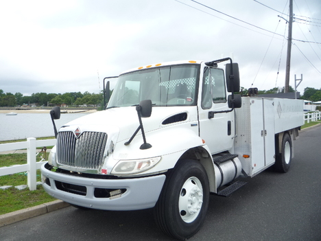 USED 2011 INTERNATIONAL 4300 SERVICE - UTILITY TRUCK #11871-1