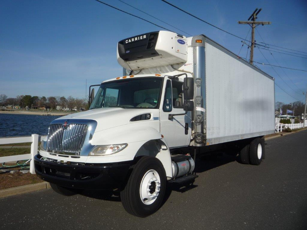 USED 2015 INTERNATIONAL 4300 REEFER TRUCK #11939
