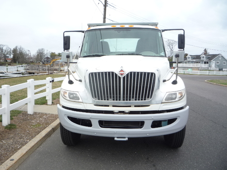 USED 2016 INTERNATIONAL 4400 6 X 4 CAB CHASSIS TRUCK #12012-3