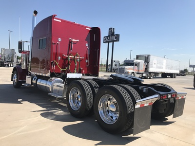 USED 2019 PETERBILT 389 TANDEM AXLE SLEEPER TRUCK #2386-4