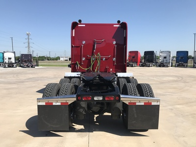 USED 2019 PETERBILT 389 TANDEM AXLE SLEEPER TRUCK #2386-5