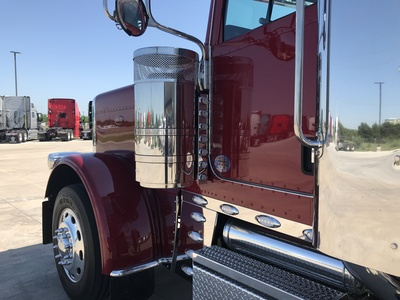 USED 2019 PETERBILT 389 TANDEM AXLE SLEEPER TRUCK #2386-7