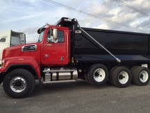 NEW 2015 WESTERN STAR 4700SF TRI-AXLE STEEL DUMP TRUCK #1024-2