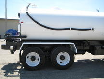 USED 2007 WESTERN STAR 4900FA WATER TRUCK #1026-3