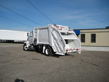 NEW 2016 WESTERN STAR 4700SF GARBAGE TRUCK #1053-4