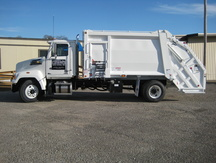 NEW 2016 WESTERN STAR 4700SF GARBAGE TRUCK #1053-5