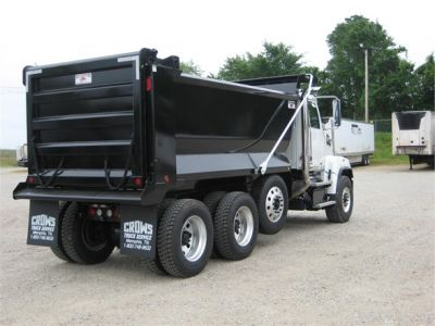 NEW 2018 WESTERN STAR 4700SF DUMP TRUCK #1065-10