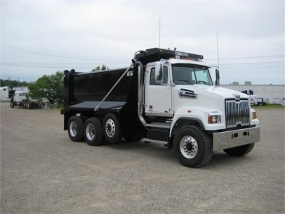NEW 2018 WESTERN STAR 4700SF DUMP TRUCK #1065-12