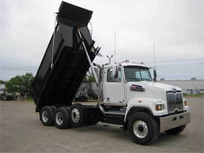 NEW 2018 WESTERN STAR 4700SF DUMP TRUCK #1065-16