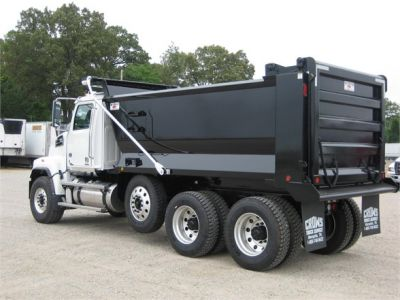 NEW 2018 WESTERN STAR 4700SF DUMP TRUCK #1065-8