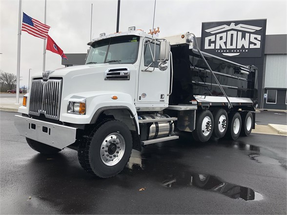 NEW 2018 WESTERN STAR 4700SF DUMP TRUCK #1077
