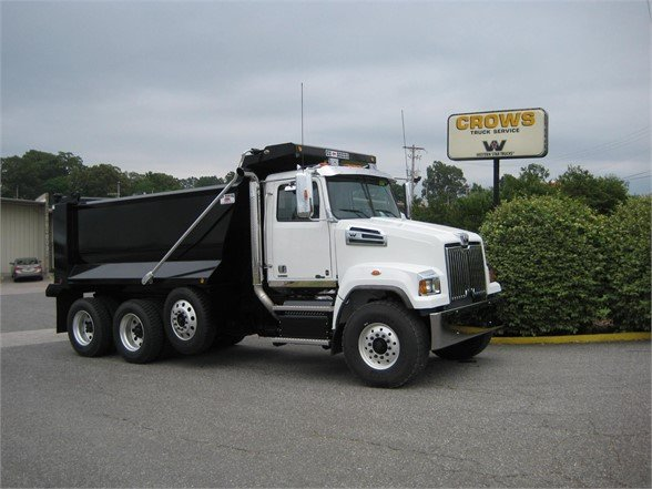 NEW 2018 WESTERN STAR 4700SF DUMP TRUCK #1084