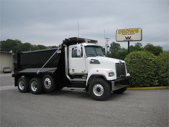 NEW 2018 WESTERN STAR 4700SF DUMP TRUCK #1086