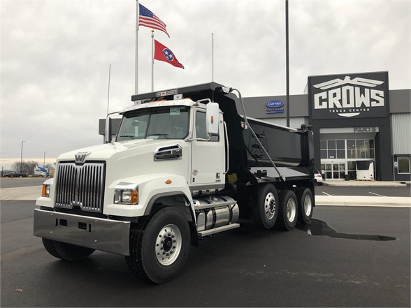 NEW 2019 WESTERN STAR 4700SF DUMP TRUCK #1105