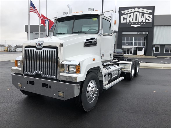 NEW 2019 WESTERN STAR 4700SF DAYCAB TRUCK #1112