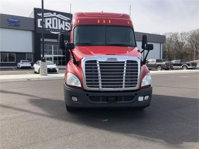 USED 2013 FREIGHTLINER CASCADIA 113 SLEEPER TRUCK #1116-2