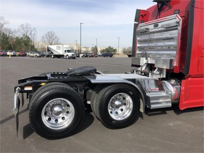 USED 2013 FREIGHTLINER CASCADIA 113 SLEEPER TRUCK #1116-4